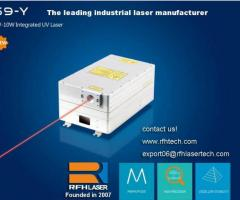 355 nm Ultraviolet Laser manufacturer 3W5W UV laser